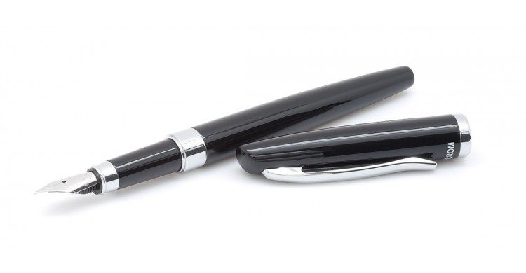 Inoxcrom PRIME Fountain pen black