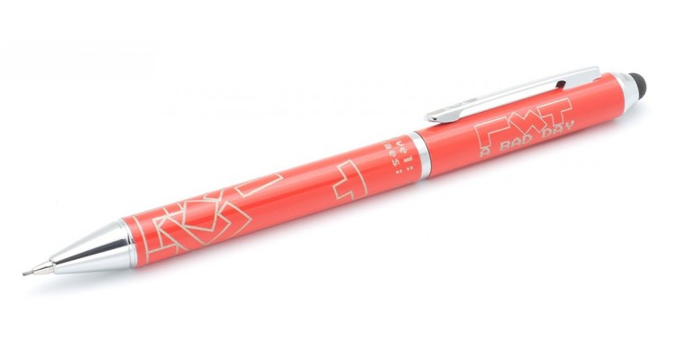TOUCH bricks mechanical pencil red