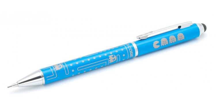 TOUCH Pacman pencil blue