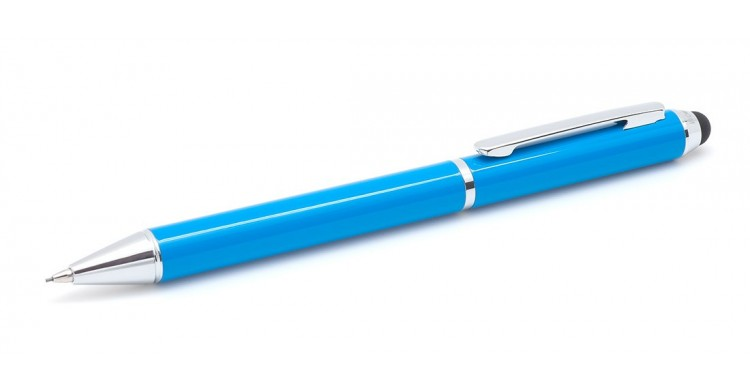 TOUCH color mechanical pencil blue