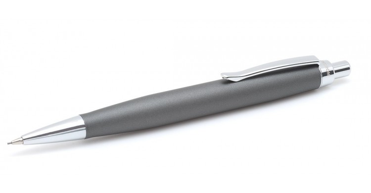 Inoxcrom ROUND Anthracite Mechanical pencil