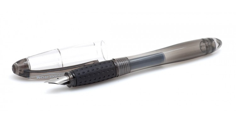 Inoxcrom CURVY Fountain pen black