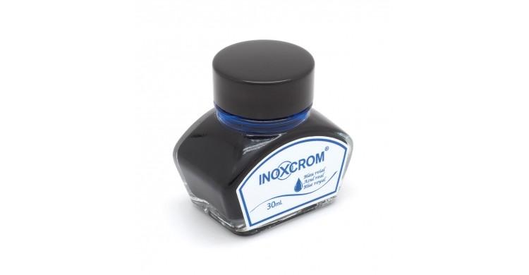 Tinter tinta Inoxcrom blau reial