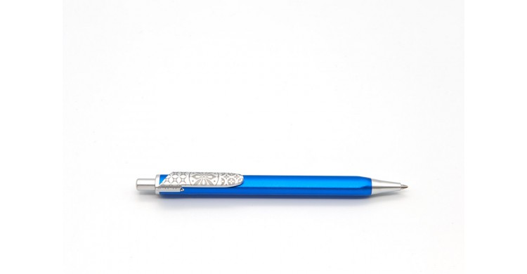 Bolígrafo Inoxcrom Canvas Hydraulic